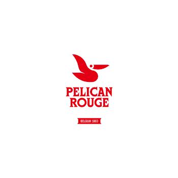 Pélican rouge